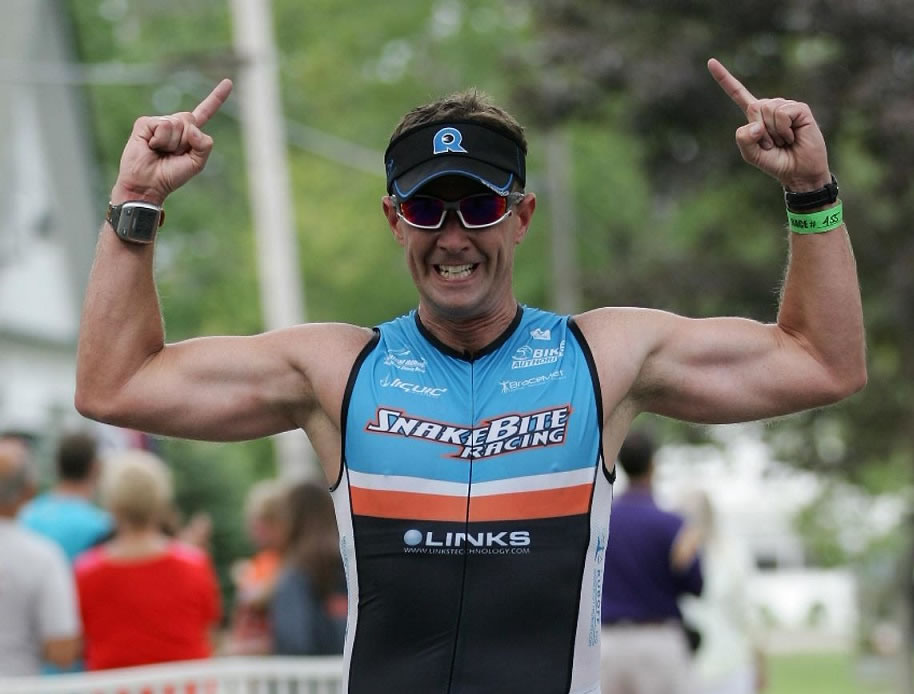 Vermilion Olympic Triathlon  
