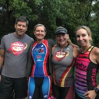 Swim start IM Chatt Sept 2017